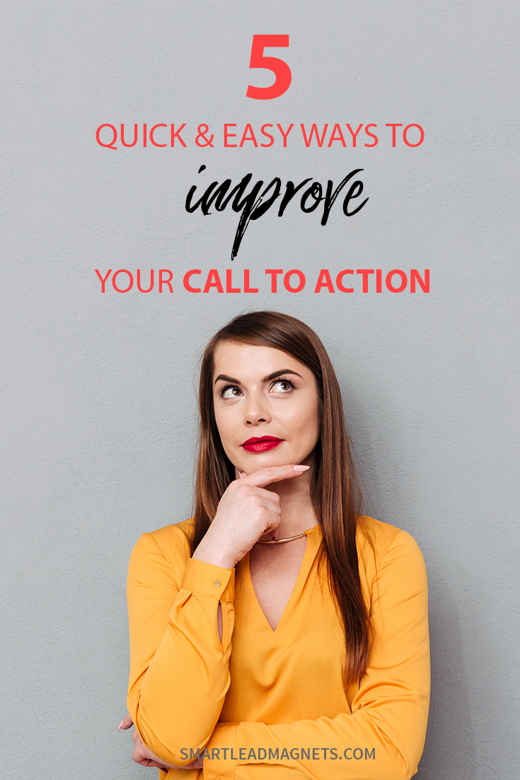 Call to action example | Copywriting | Call to action ideas | Action words | Landing page