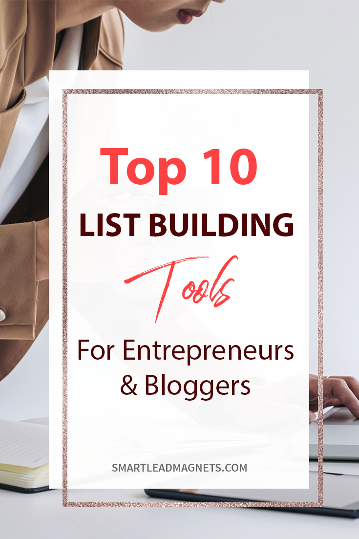 List Building Tips | Email List Building Tools | Productivity Tools | List Building Strategies | Email Marketing